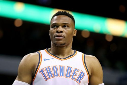 Russell Westbrook looks to be back to his dynamic self