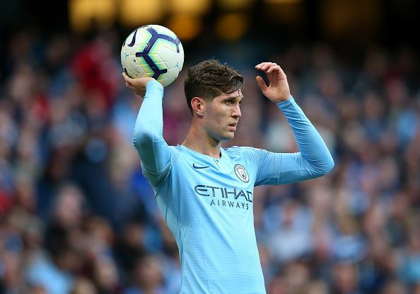 John Stones is one of the best English centre-backs currently playing