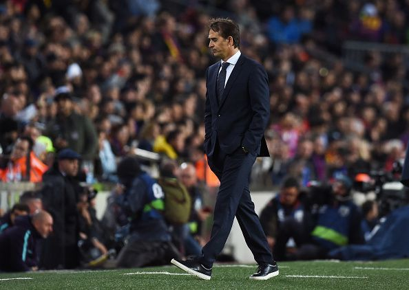 The former Spain coach struggled to weave any magic at the Bernabeu