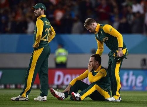 South Africa has always been unfortunate in ICC tournaments