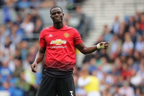 Eric Bailly has fallen down the pecking order at Manchester United