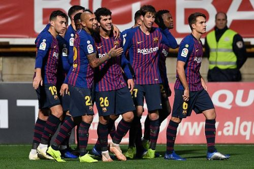 Another thumping victory on the cards for Barcelona?