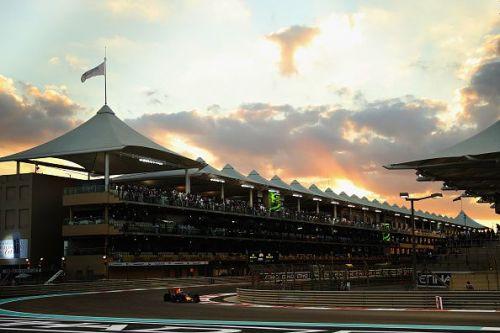 Abu Dhabi hosts the final race of the 2018 Formula One season