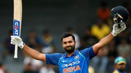 Rohit Sharma can become the 3rd player with most sixes in T20Is