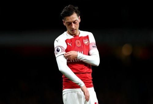 Ozil is a world-renowned superstar