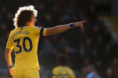 Luiz has been so good this season