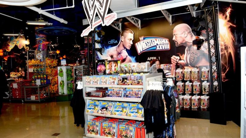 5 wwe toys we wish we d had when we were kids. Black Bedroom Furniture Sets. Home Design Ideas
