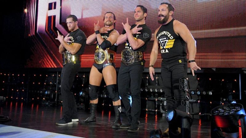 Undisputed Era are an awesome group