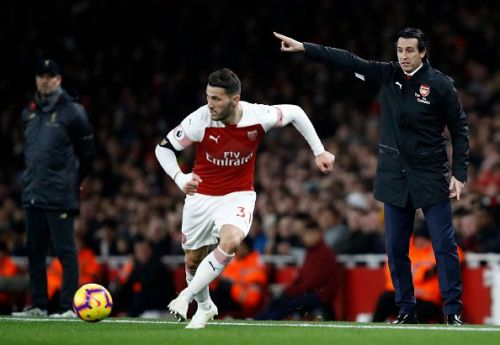 Arsenal are slowly rising from the shadows