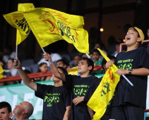 Chennai Super Kings v Wayamba Elevens - 2010 Champions League Twenty20