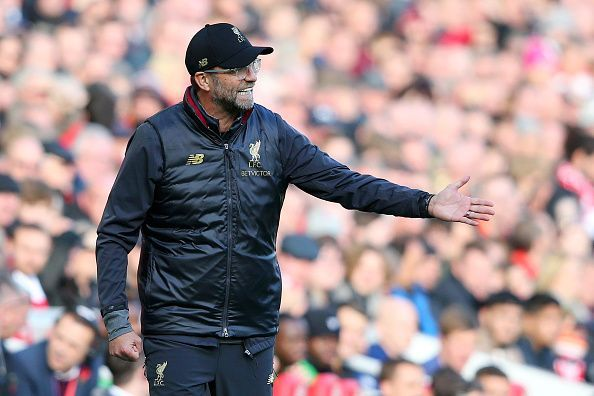 Liverpool se qualifierait probablement avec une victoire mercredi soir.