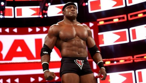 Lashley's inconsistent booking has been the biggest sore point ever since he returned to the WWE