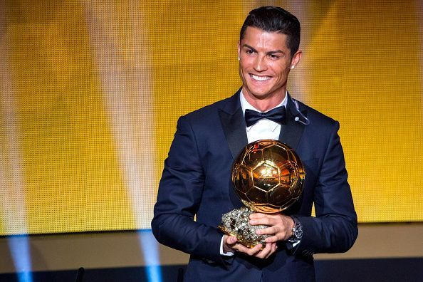 Cristiano Ronaldo has been one of the most successful footballers to win Ballon d