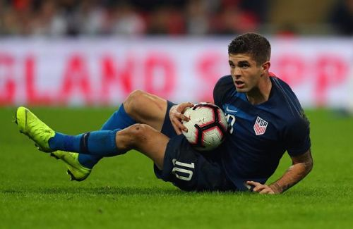 Pulisic is on the radar of Man Utd along with a host of other top clubs