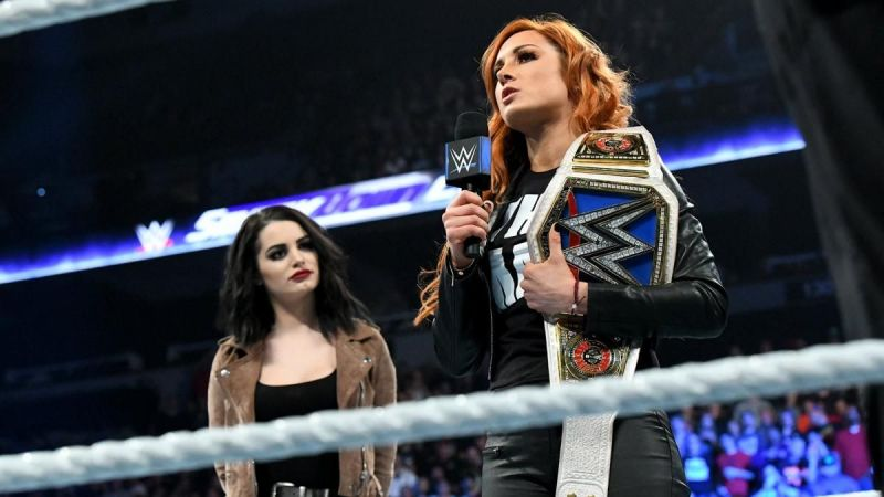 Becky Lynch cut another deadly promo on SmackDown