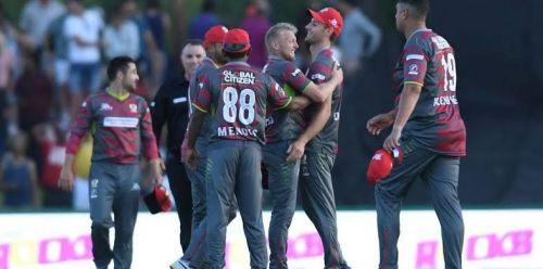 Tshwane Spartans will aim to keep winning momentum against Durban