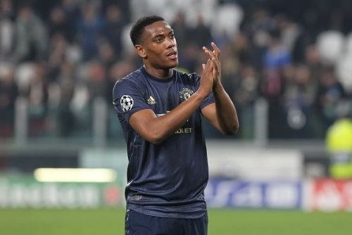 Anthony Martial has been extremely impressive in the recent past