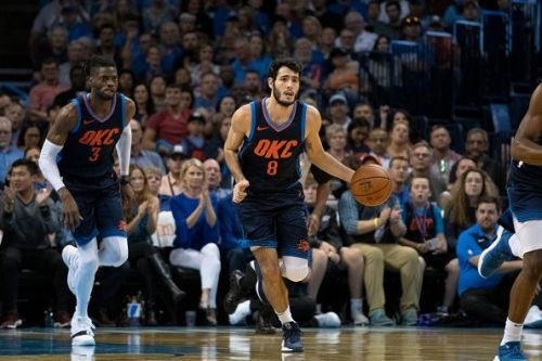 Abrines had a stunning start to November but has since been ineffective