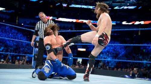 AJ Styles and Daniel Bryan have carved a niche for themselves despite their short height