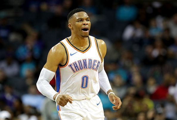 Westbrook is a two-time scoring champion