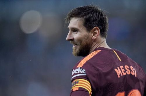Messi continues to sparkle in the UEFA Champions League