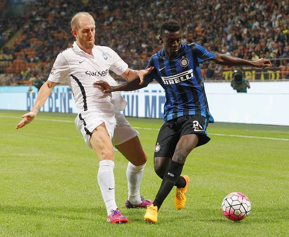 Gnoukouri previously plied his trade for Inter Milan in the Serie A before ending his contract in 2018