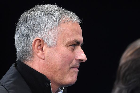 Mourinho waiting for him with open arms