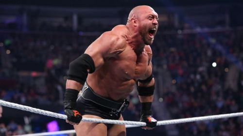 Ryback showed a lot of potential