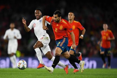 England produced a shock win against Spain in the last matchday.