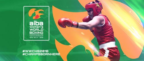 AIBA Women's World Boxing Championship in New Delhi, India (Image Courtesy: AIBA)