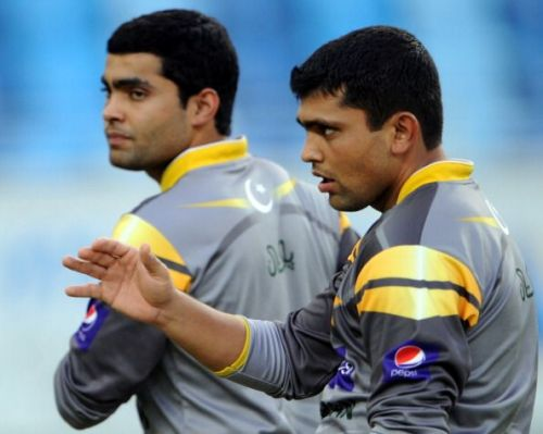 Umar Akmal and Kamran Akmal will be in opposite camps