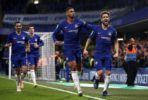 Chelsea booked their place in the quarterfinal of the Carabao Cup