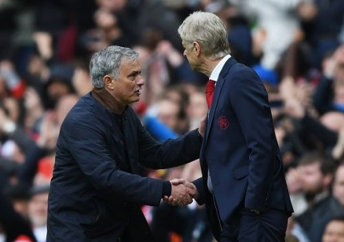 Mourinho faced a similar situation and knew Wenger would be forced to field a weakened team.
