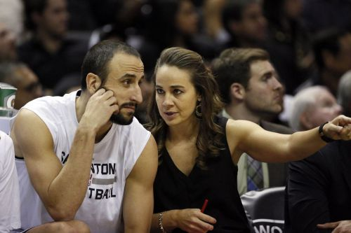 Becky Hammon went undrafted during her rookie season.