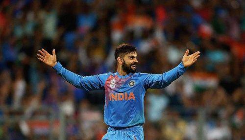 Virat Kohli is arguably the greatest batsman in T20I history