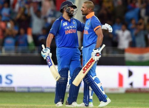Destructive opening partnership in present time