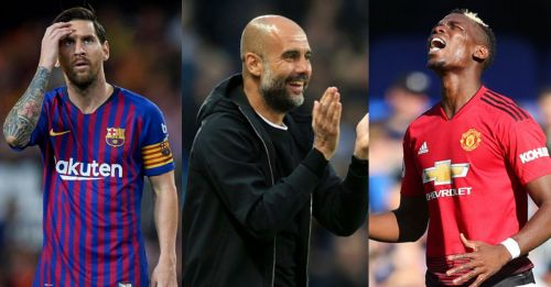 Manchester City are all set to seal the deal for Barcelona and Manchester United top target!