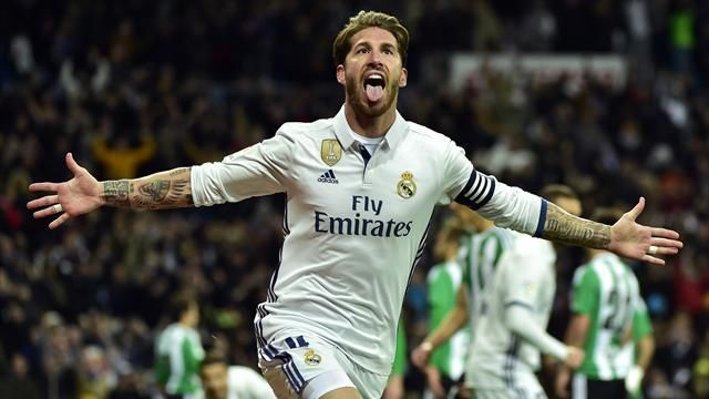 Sergio Ramos once came close to joining Manchester United
