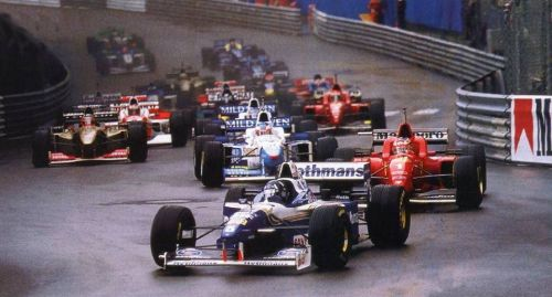 Monaco GP - A ridiculous race