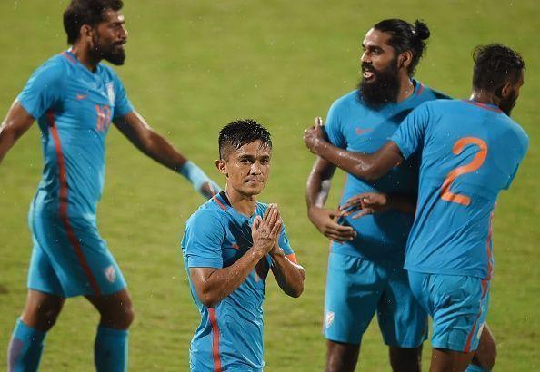 Chhetri will miss the big game for India against Jordan