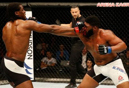 This is not the first time Francis Ngannou and Curtis Blaydes will meet inside the Octagon