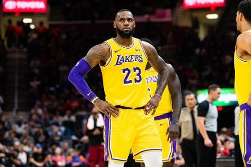 LeBron needs more help in Los Angeles