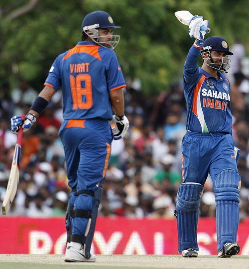 Karthik gets chance on 2010 Asia Cup Final