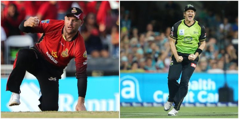 Brendon McCullum and Shane Watson will be in action during the opening day