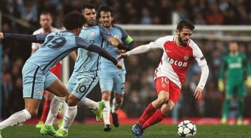 Bernardo Silva got Man City's attention with his performances against them in 2017