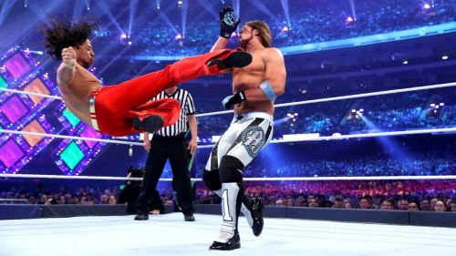 AJ Styles could go after Smackdown Live's secondary title once his program with Daniel Bryan ends.