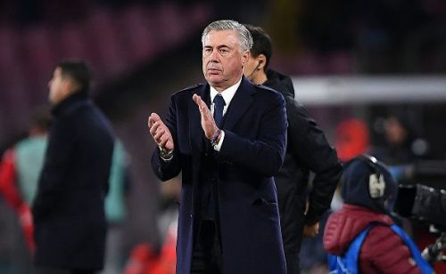 Napoli's players are still adapting to Ancelotti's style