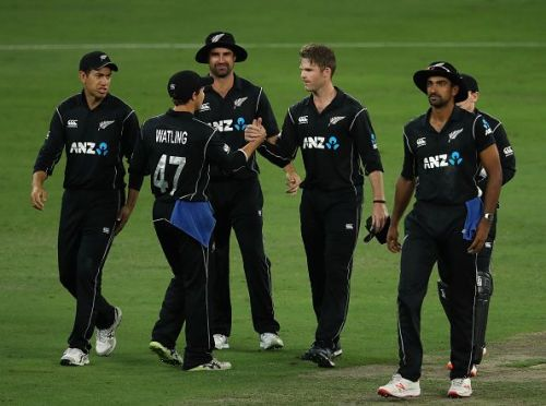Pakistan v New Zealand - 3rd One Day International