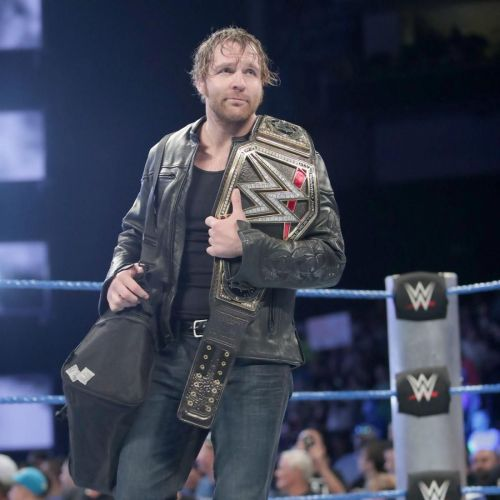 Dean Ambrose could carry the Universal Championship into WrestleMania