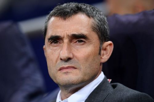 Valverde wasn't the high profile manager the fans demanded